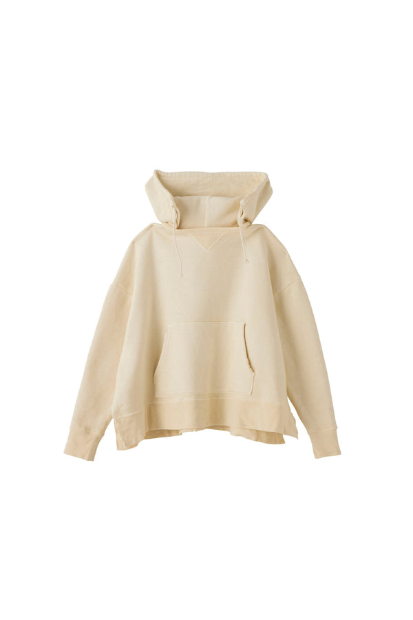 [SAMPLE SALE] SEA Vintage Raised Back Oversized Hooded Sweatshirt