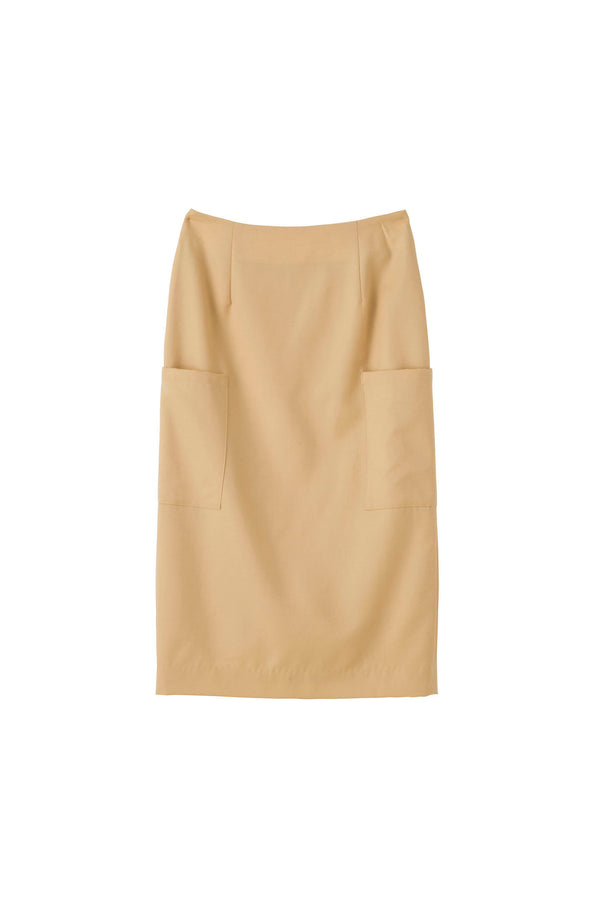 SEA Wool Serge Skirt