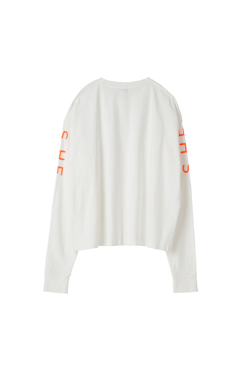 "SEA Vintage ""S,HE"" Graphic Long sleeve T-shirt"