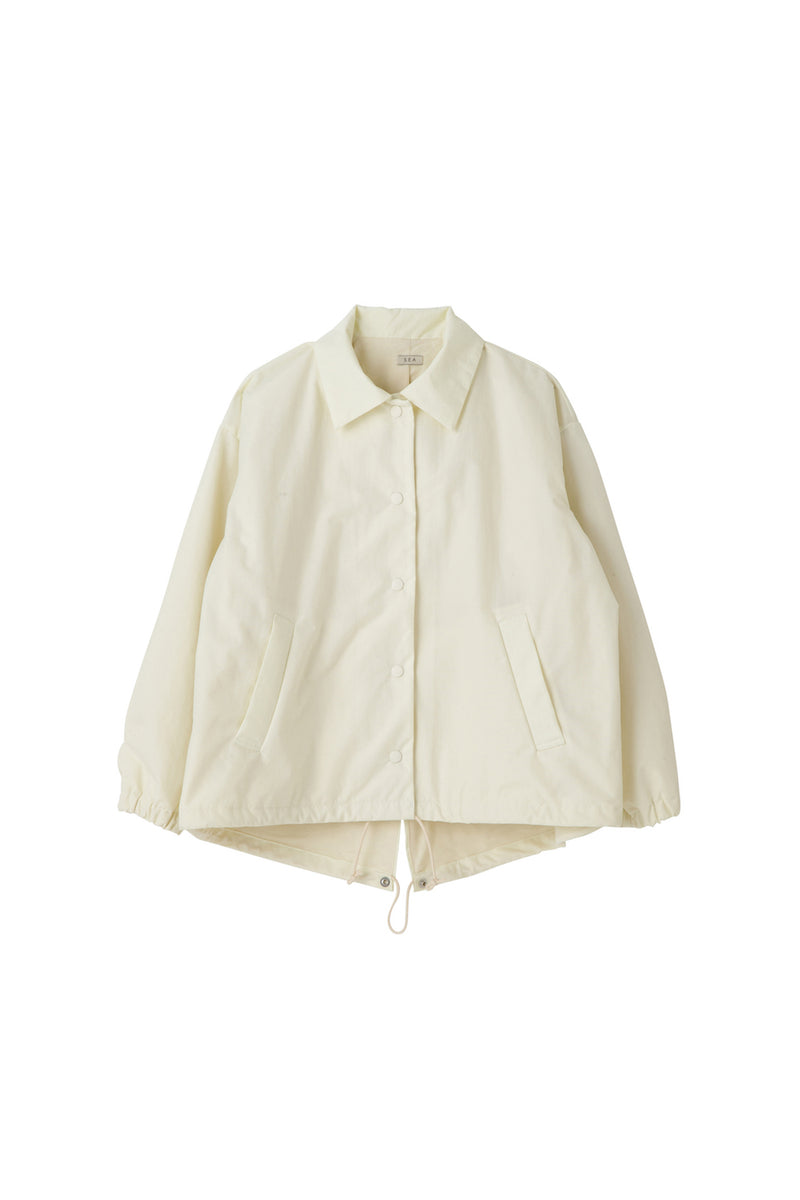 SEA Nylon Coach Jacket