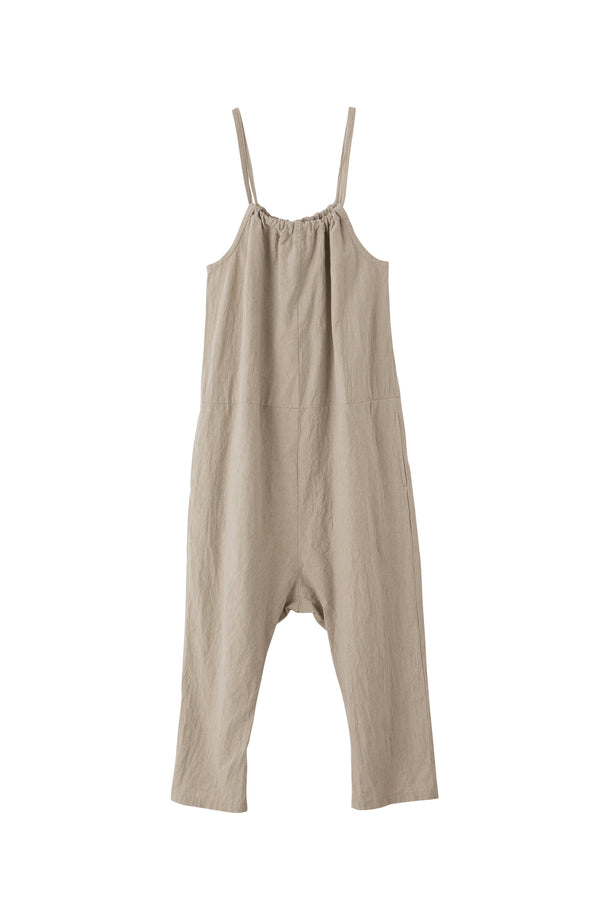 SEA LINEN-COTTON FISHERMAN'S OVERALLS