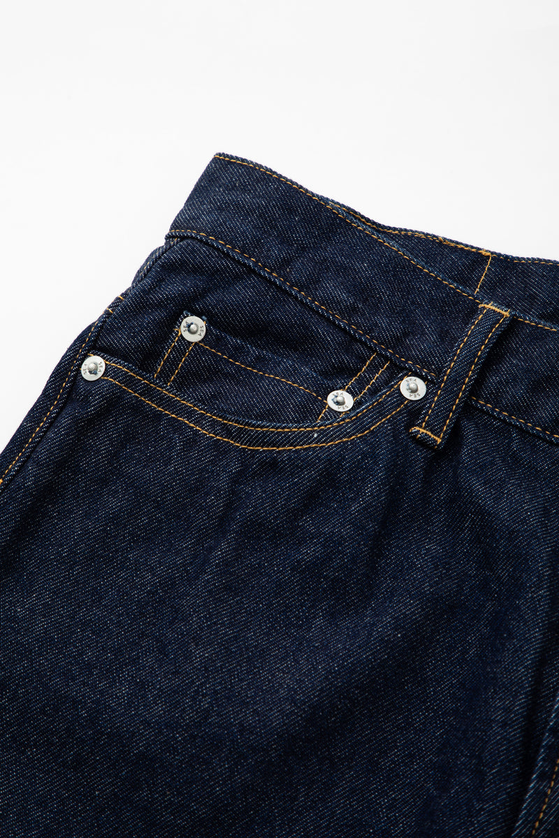 SEA VINTAGE DENIM FLARE PANTS
