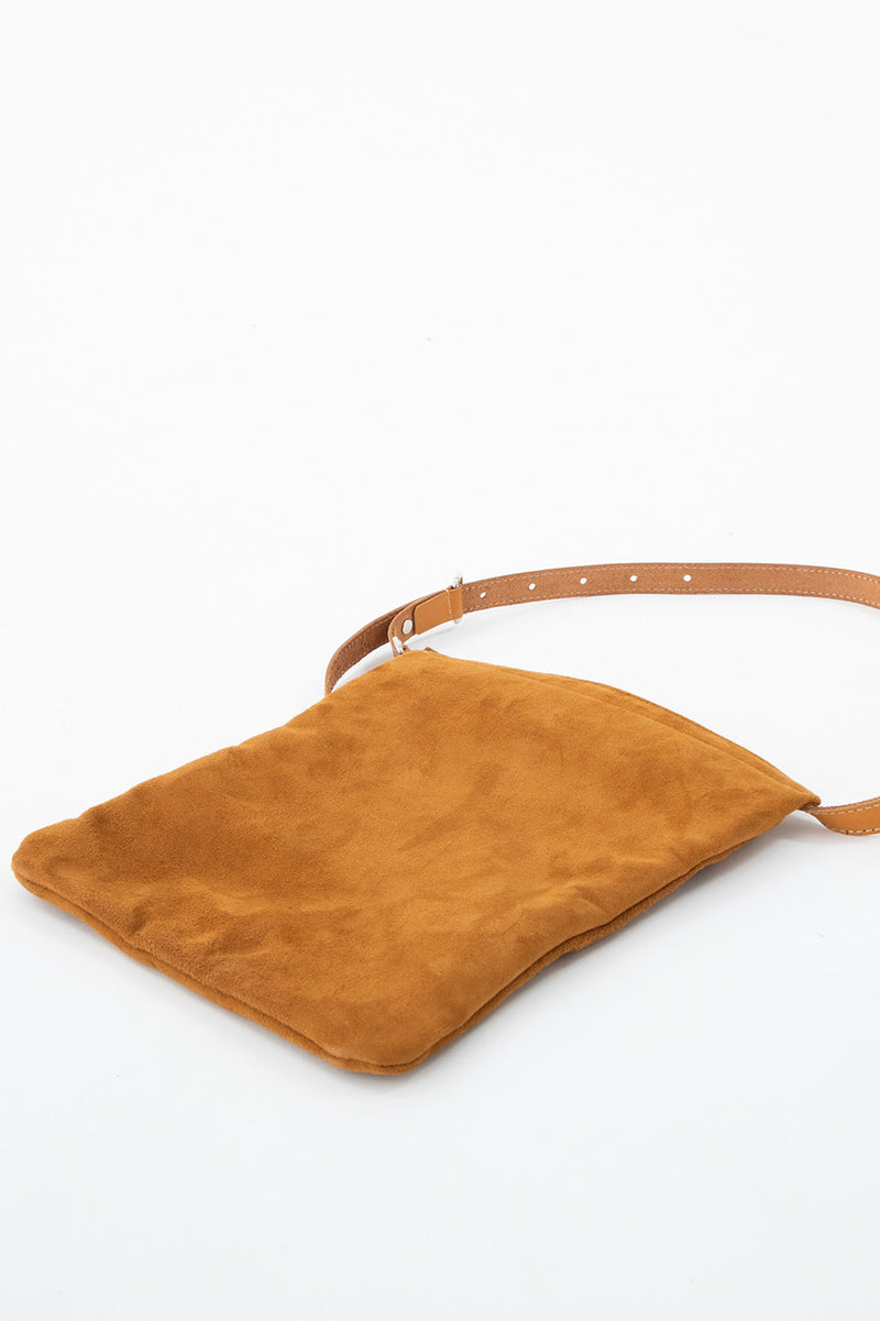 SEA SUEDE WAIST BAG
