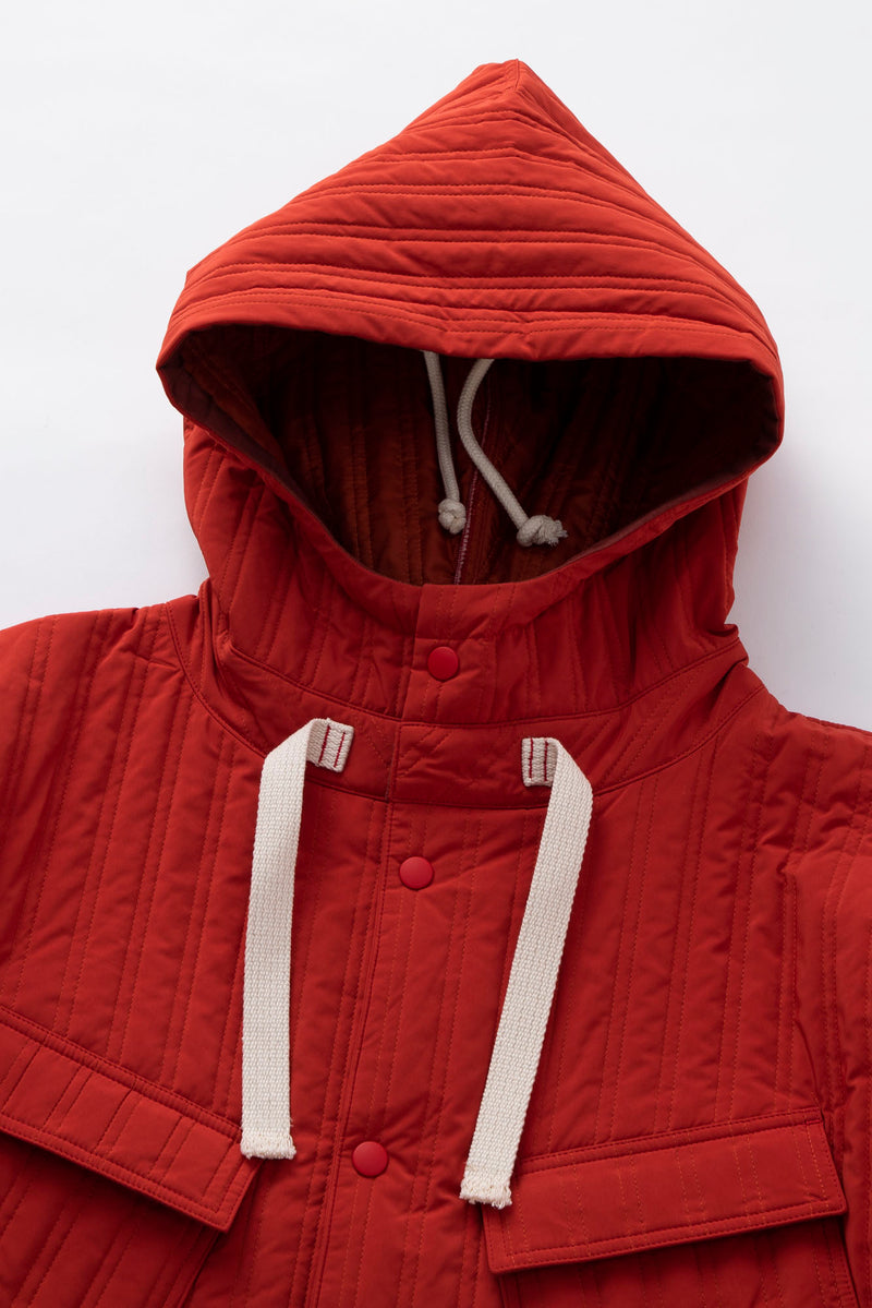 SEA QUILTED ANORAK