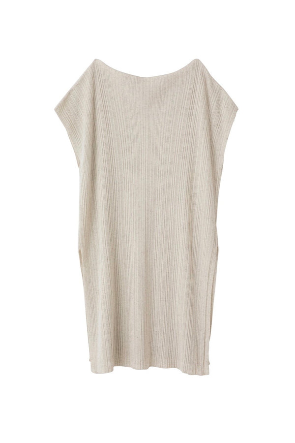 SEA RIBBED KNIT BOATNECK PULLOVER