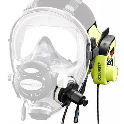 Ocean Reef GSM G Divers Communication System Yellow (OR033109)