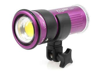 Keldan Lights Video 4X Underwater LED Video Light 6000 lumens