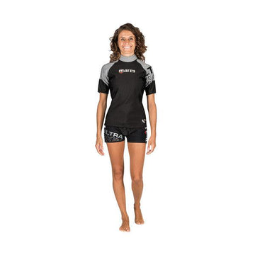 Mares Ultraskin Short Sleeve She Dives Rash Guard - Womens