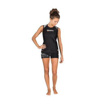 Mares Ultraskin Sleeveless She Dives Rash Guard without Hood - Womens
