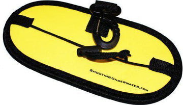 Float Strap Buoyant Lanyard by ShootingUnderwater Bright Yellow