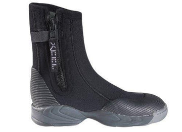 Xcel Dive ThermoBarrier Molded Sole 6.5mm Boot (Black, 5)