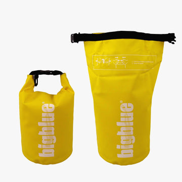 BigBlue Outdoor 3L Dry Bag - Yellow