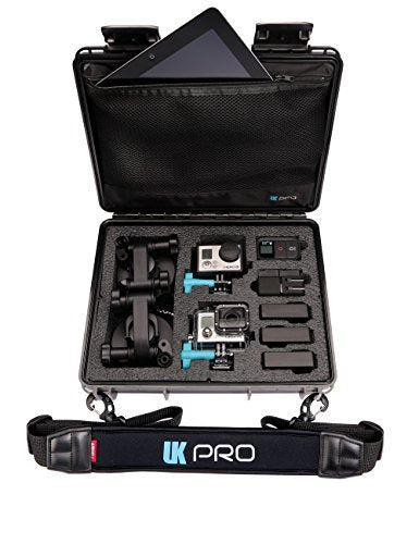 UKPro POV40 Camera Case Black w/ Shoulder Strap One Size