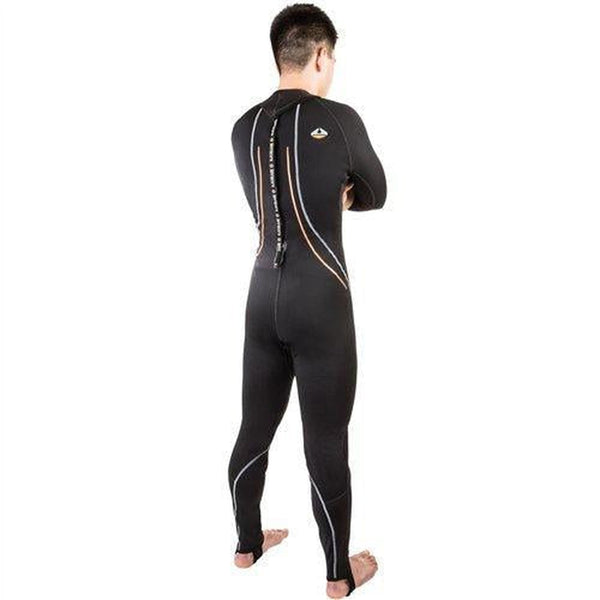 Lavacore Back Zipper Full Jumpsuit - Mens