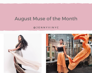 Our Traveling Muse of the Month