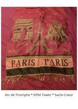Pre-Order: Paris Pashmina Dress