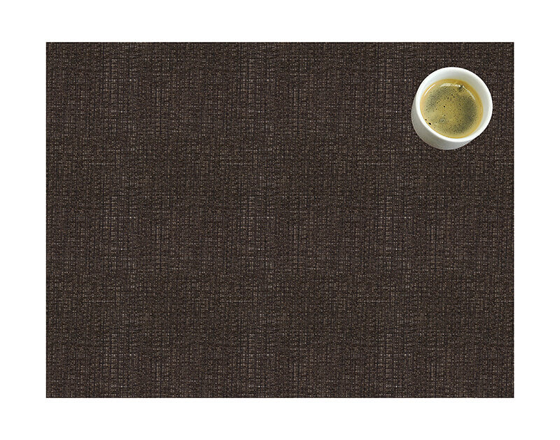 Dark Brown Colored Placemat