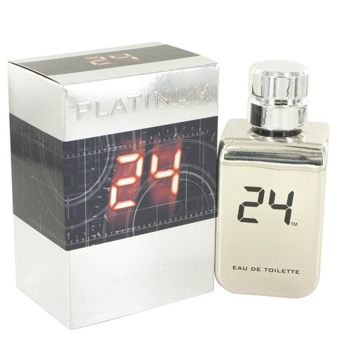 24 Platinum The Fragrance Eau De Toilette Spray By ScentStory