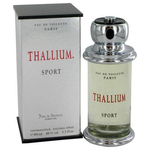 Thallium Sport Eau De Toilette Spray By Parfums Jacques Evard