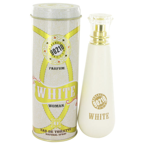 90210 White Jeans Eau De Toilette Spray By Torand