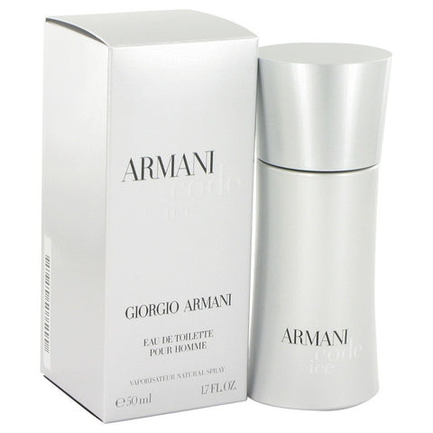 Armani Code Ice Eau De Toilette Spray By Giorgio Armani