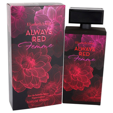 Always Red Femme Eau De Toilette Spray By Elizabeth Arden