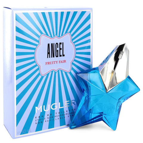 Angel Fruity Fair Perfume By Thierry Mugler Eau De Toilette Spray
