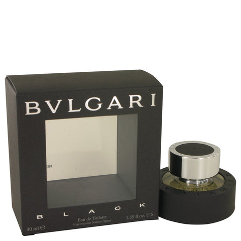 Bvlgari Black Eau De Toilette Spray By Bvlgari