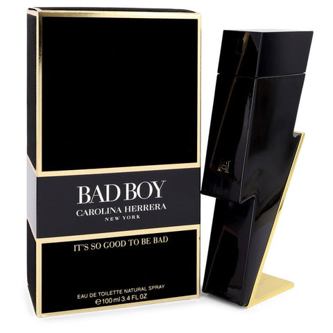Bad Boy Cologne By Carolina Herrera Eau De Toilette Spray