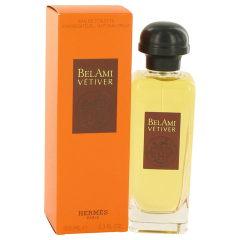 Bel Ami Vetiver Eau De Toilette Spray By Hermes