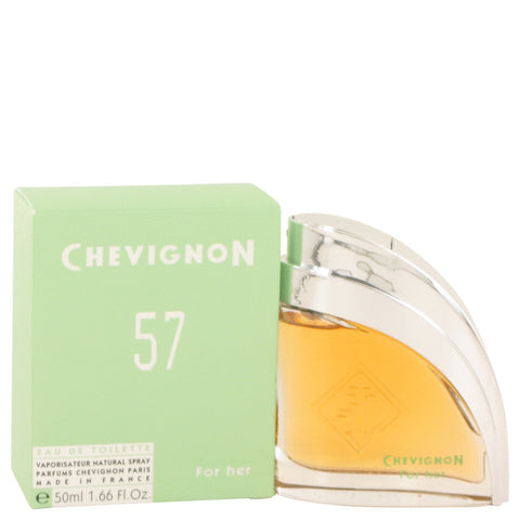 Chevignon 57 Eau De Toilette Spray By Jacques Bogart