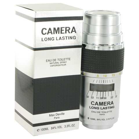 Camera Long Lasting Eau De Toilette Spray By Max Deville