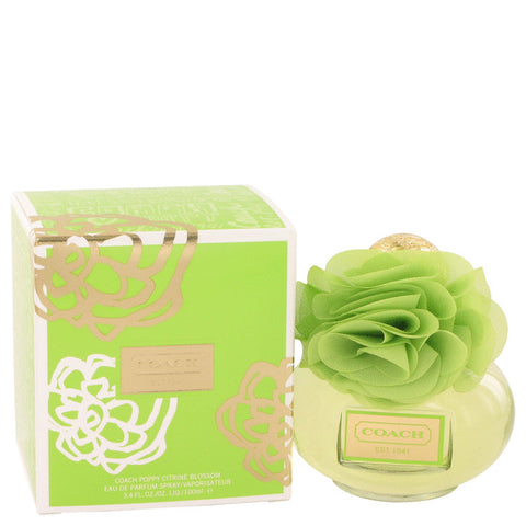 Coach Poppy Citrine Blossom Eau De Parfum Spray By Coach