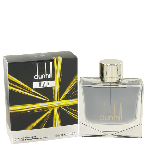 Dunhill Black Eau De Toilette Spray By Alfred Dunhill