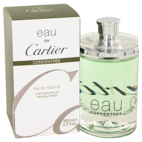 Eau De Cartier Eau De Toilette Spray Concentree (Unisex) By Cartier
