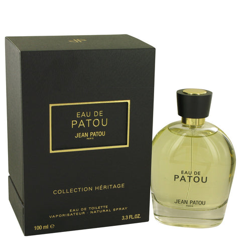 Eau De Patou Eau De Toilette Spray (Heritage Collection Unisex) By Jean Patou