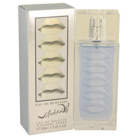 Eau De Ruby Lips Eau De Toilette Spray By Salvador Dali