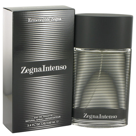 Zegna Intenso Eau De Toilette Spray By Ermenegildo Zegna