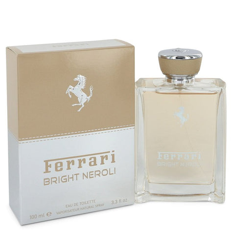Ferrari Bright Neroli Eau De Toilette Spray By Ferrari