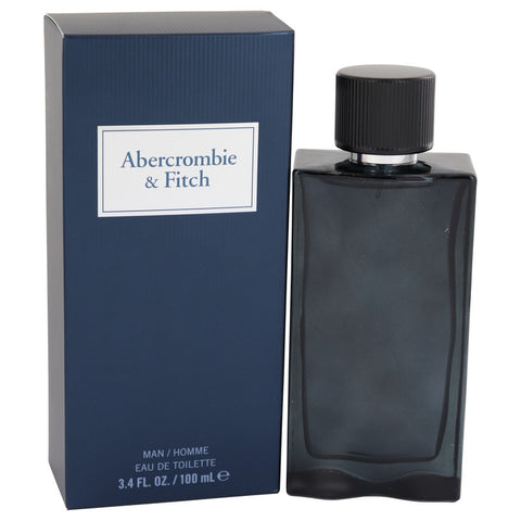 First Instinct Blue Eau De Toilette Spray By Abercrombie & Fitch