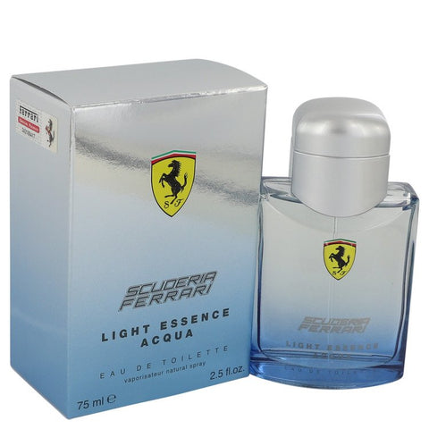 Ferrari Light Essence Acqua Eau De Toilette Spray By Ferrari