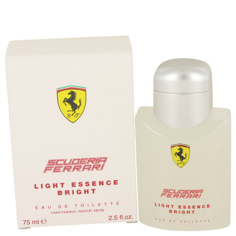Ferrari Light Essence Bright Eau De Toilette Spray (Unisex) By Ferrari
