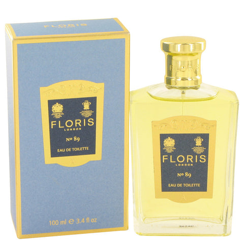 Floris No 89 Eau De Toilette Spray By Floris