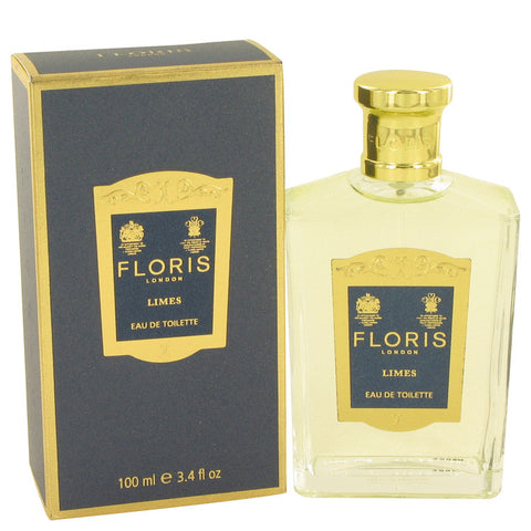 Floris Limes Eau De Toilette Spray By Floris