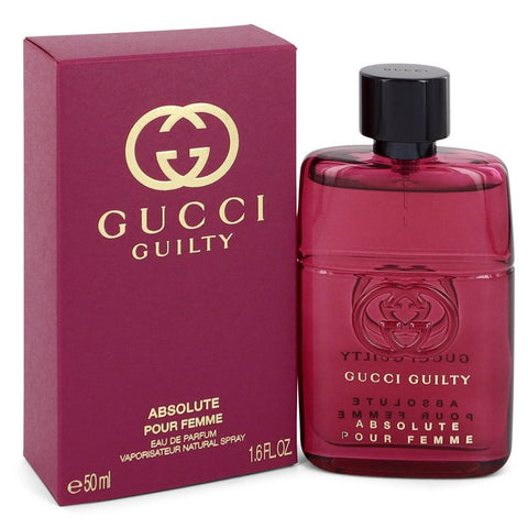Gucci Guilty Absolute Perfume By Gucci Eau De Parfum Spray