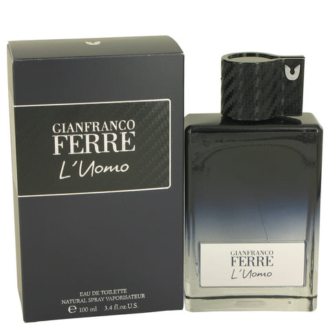 Gianfranco Ferre L'uomo Eau De Toilette Spray By Gianfranco Ferre