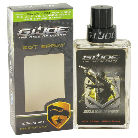 Gi Joe Eau De Toilette Spray By Marmol & Son