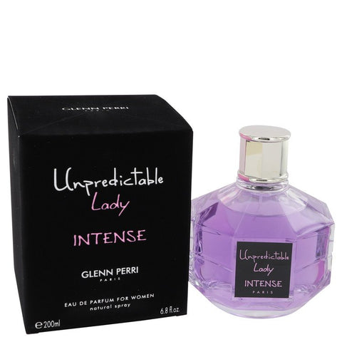 Unpredictable Lady Intense Eau De Parfum Spray By Glenn Perri