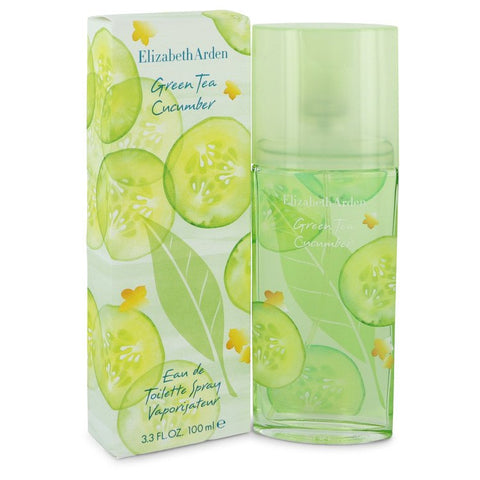 Green Tea Cucumber Eau De Toilette Spray By Elizabeth Arden
