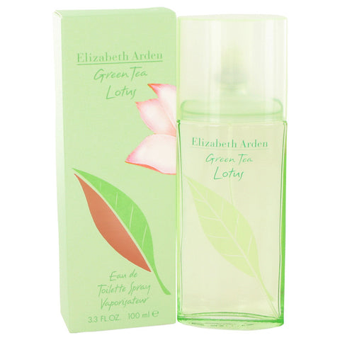 Green Tea Lotus Eau De Toilette Spray By Elizabeth Arden